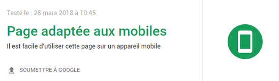 Indexation Mobile First De Google