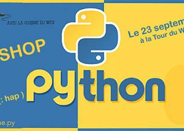 Askin partenaire workshop Python