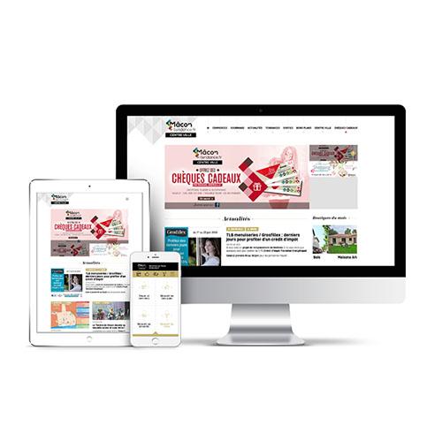 Plateforme Web Macon Tendance
