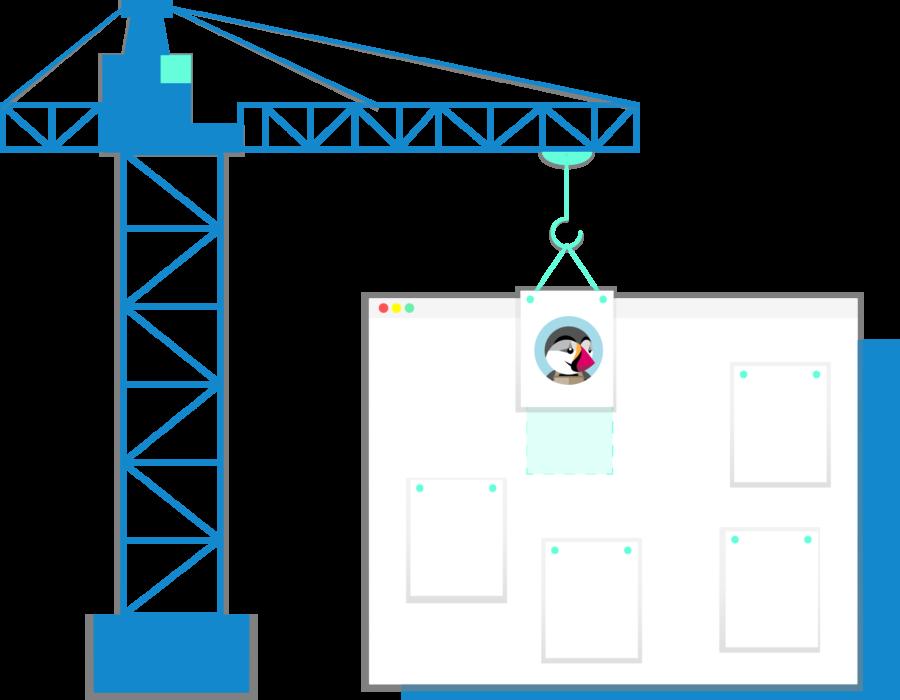 Développement site e-commerce PrestaShop