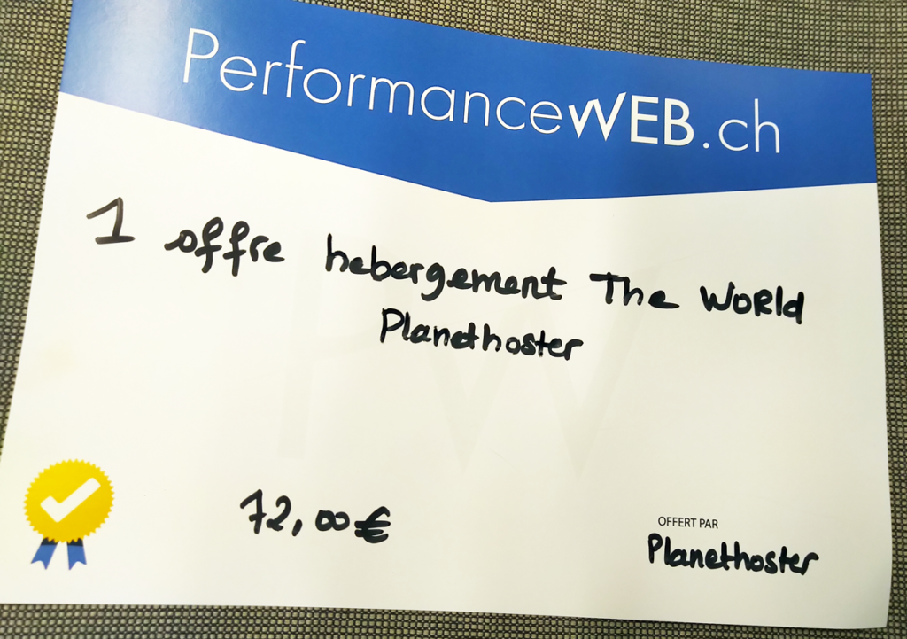 Performance Web